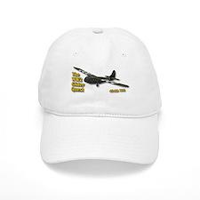 WW2 Glider Quest Logo Baseball Baseball Cap