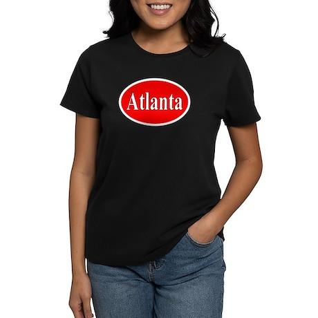 Atlanta Women's Dark T-Shirt