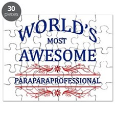 World's Most Awesome Paraprofessional Puzzle