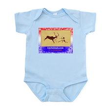 EatAnimals.com Infant Bodysuit