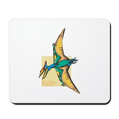 Cool Pterodactyl Mousepad