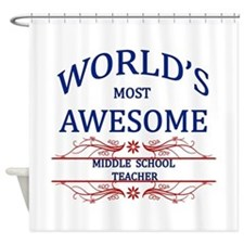 World's Most Awesome Middle School Teacher Shower