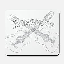 Arkansas Guitars Mousepad