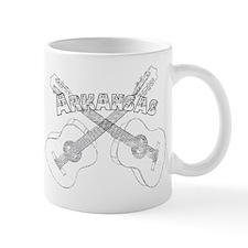 Arkansas Guitars Mug