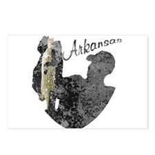 Arkansas Fishing Postcards (Package of 8)