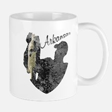 Arkansas Fishing Mug