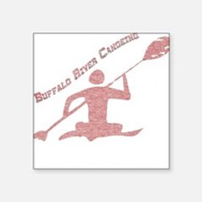 Buffalo River Canoe Sticker