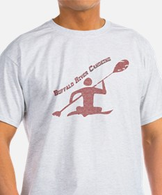 Buffalo River Canoe T-Shirt