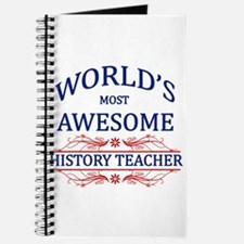 World's Most Awesome History Teacher Journal