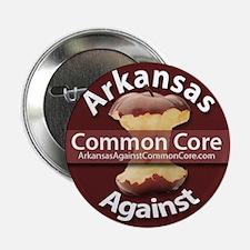 """Arkansas Against Common Core 2.25"""" Button (10 pack"""