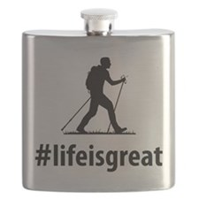 Nordic Walking Flask
