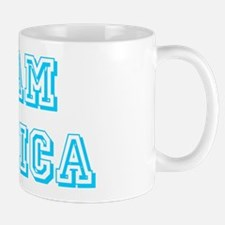 Team Jessica Lt Blue Mug