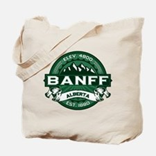 Banff Forest Tote Bag