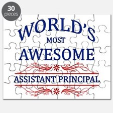World's Most Awesome Assistant Principal Puzzle