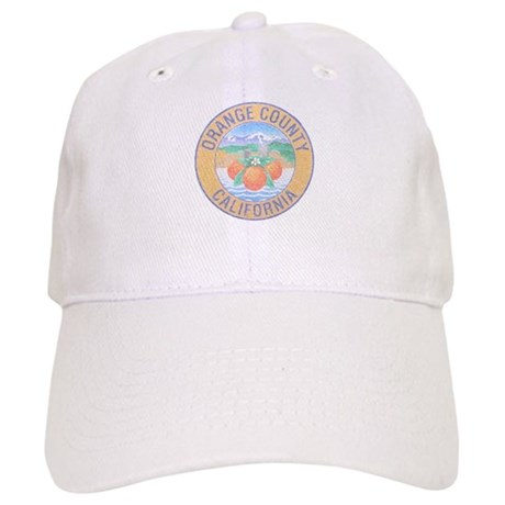 Vintage Orange County Baseball Cap