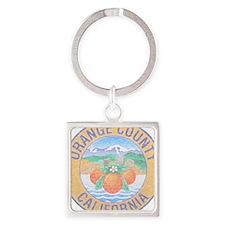 Vintage Orange County Keychains