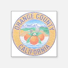 Vintage Orange County Sticker