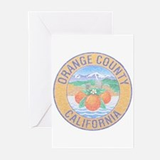 Vintage Orange County Greeting Cards (Pk of 10)