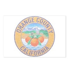 Vintage Orange County Postcards (Package of 8)