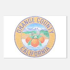 Vintage Orange County Postcards (Package of 8)