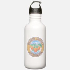 Vintage Orange County Water Bottle