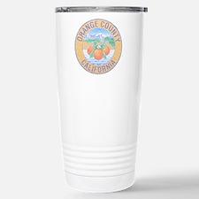 Vintage Orange County Travel Mug