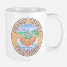 Vintage Orange County Mug