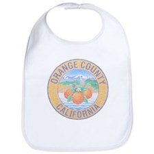 Vintage Orange County Bib