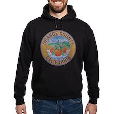 Vintage Orange County Hoodie