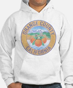 Vintage Orange County Hoodie