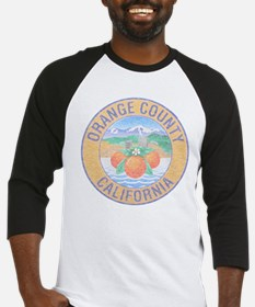 Vintage Orange County Baseball Jersey