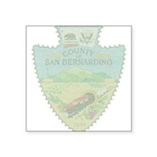 San Bernardino Arrowhead Sticker