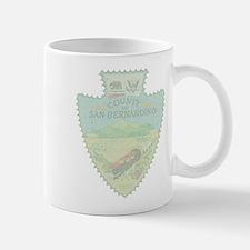 San Bernardino Arrowhead Mug