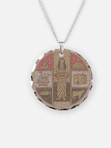 Los Angeles County Necklace