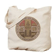 Los Angeles County Tote Bag