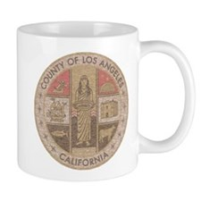 Los Angeles County Mug