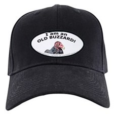 I Am An Old Buzzard Baseball Hat