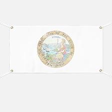 Vintage California Seal Banner