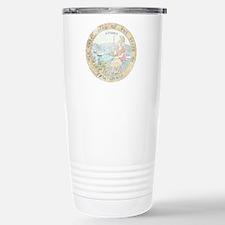 Vintage California Seal Travel Mug