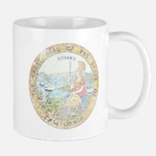 Vintage California Seal Mug