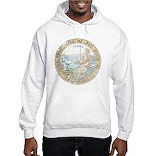 Vintage California Seal Hoodie