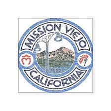 Vintage Mission Viejo Sticker