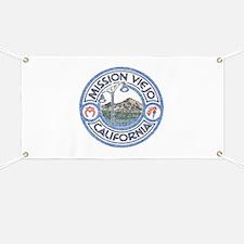 Vintage Mission Viejo Banner