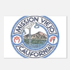 Vintage Mission Viejo Postcards (Package of 8)