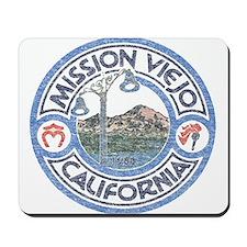 Vintage Mission Viejo Mousepad
