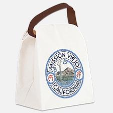 Vintage Mission Viejo Canvas Lunch Bag