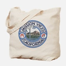 Vintage Mission Viejo Tote Bag