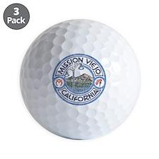 Vintage Mission Viejo Golf Ball