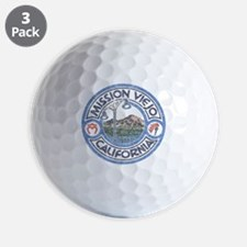 Vintage Mission Viejo Golf Ball