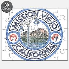 Vintage Mission Viejo Puzzle